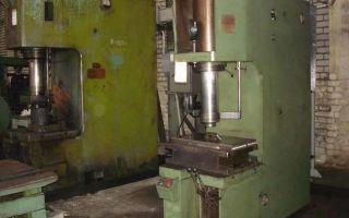 Какое оборудование нужно для штамповки металла?
