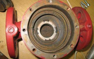 Как отремонтировать насос циркуляционный для отопления?