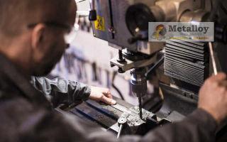 Какие существуют сверлильные станки по металлу?