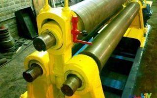 Какие инструменты нужны для вальцовки металла?