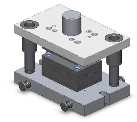 Холодная штамповка металла и изготовление штампов: технология, оборудование