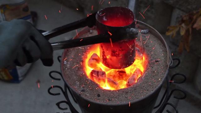 Температура плавления бронзы и литье бронзы в домашних условиях