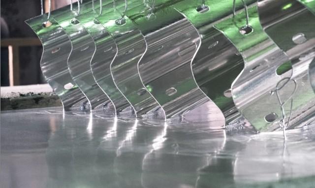 Горячее цинкование металлоконструкций: технология, ГОСТ