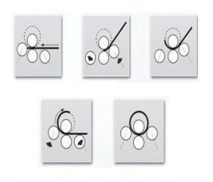 Вальцы своими руками: чертежи самодельных трехвалковых вальцов