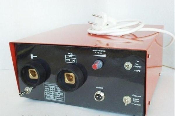 Сварочный осциллятор своими руками – конструкция и схема