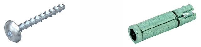 Анкерный болт: виды, размеры и фото анкерного крепежа