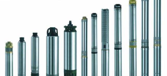 Устройство глубинного насоса для скважины: принцип работы погружного скважинного насоса