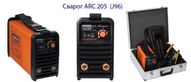 Сварог arc 205 – сварочный инвертор: характеристики, особенности