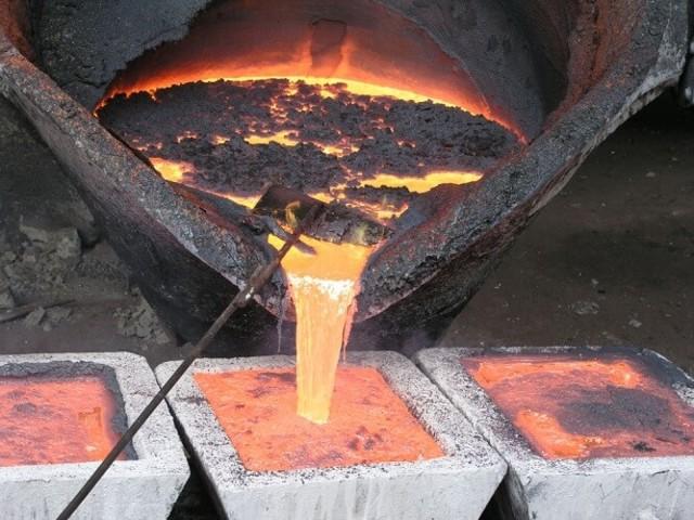 Как расплавить медь в домашних условиях: температура плавления, инструкция, видео